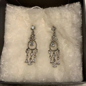 Brand New Stunning Austrian Crystal Earrings